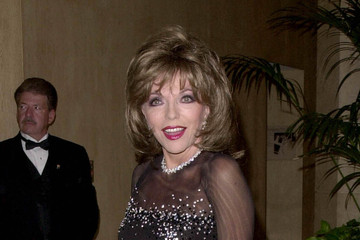 Joan Collins 14th Carousel of Hope