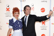 Lucy Loves Ricky - The Best Celebrity Halloween Costumes 2010