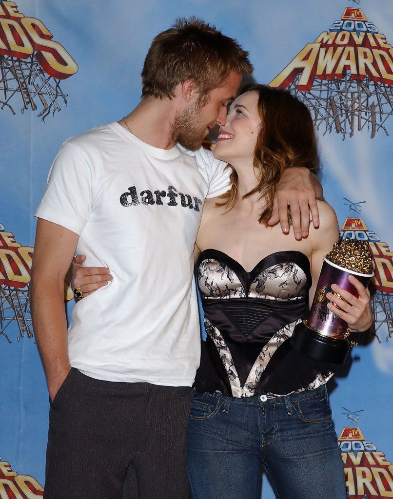 Rachel Mcadams And Ryan Gosling Mtv