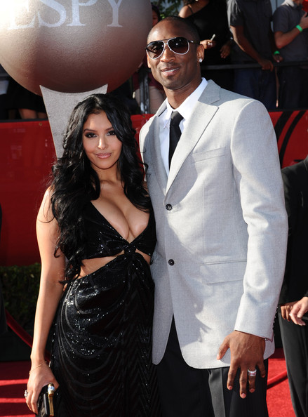 Vanessa+Bryant in 2009 ESPY Awards