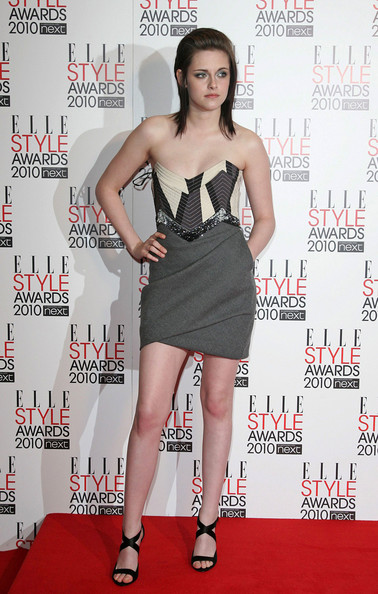 2010 Elle Style Awards at the Grand Connaught Rooms during London Fashion Week.