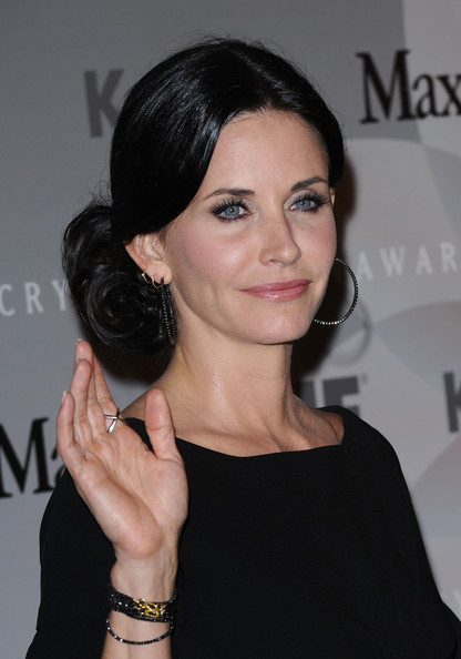 Courteney Cox zimbio