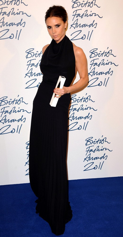 The 2011 British Fashion Awards