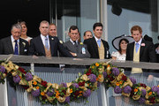 The 2011 Epsom Derby at Epsom Downs Racecourse.
