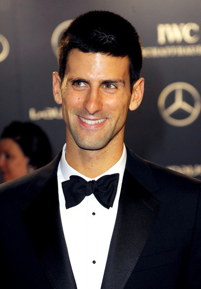Looks From 2012 Laureus World Sports Awards Athlete