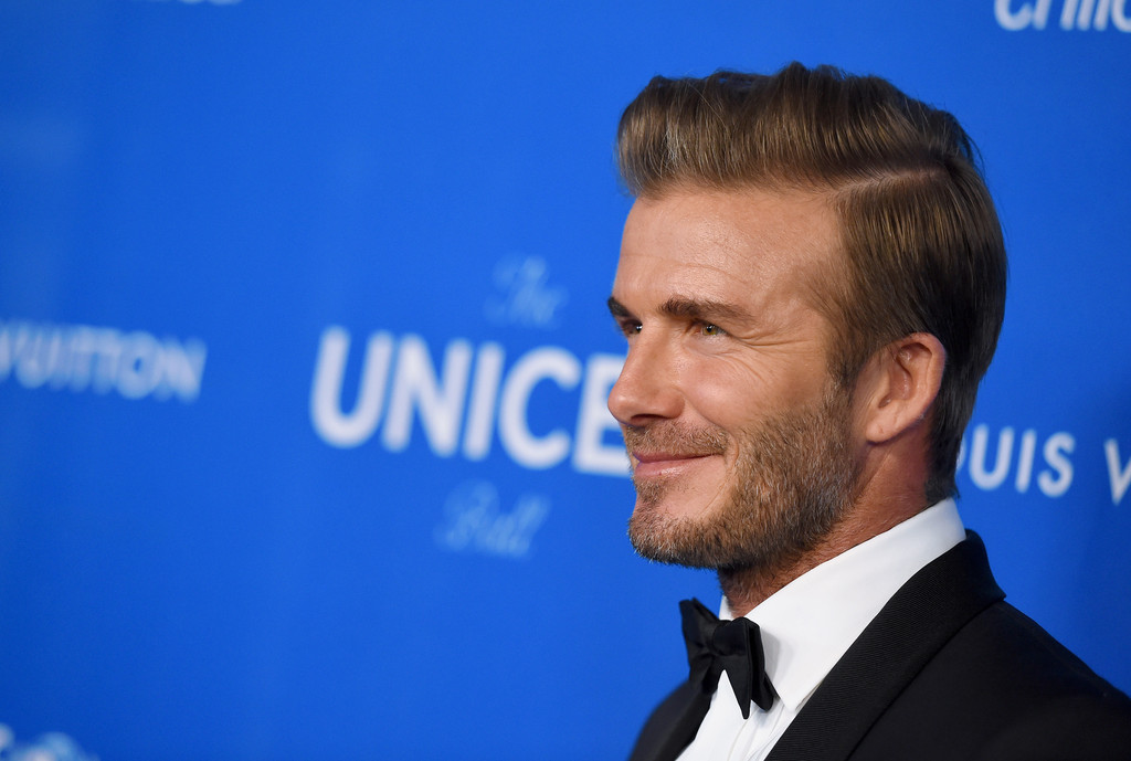 david beckham photos photos 2016 unicef ball honoring david beckham zimbio. Black Bedroom Furniture Sets. Home Design Ideas