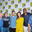 Terry Crews Melissa Fumero Photos