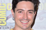 Ben Feldman is seen at the press line for 'Superstore' at 2019 Comic-Con International - Day 1 in San Diego, California.