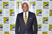 Rick Worthy is seen attending 'The Magicians' Photo Call during Comic-Con International at Hilton Bayfront in San Diego, California.
