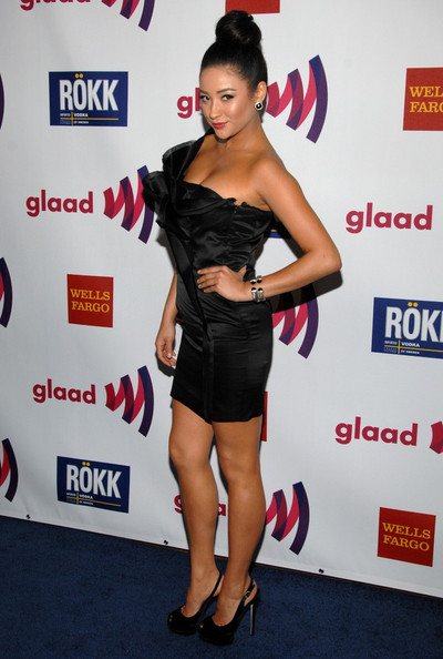 22nd Annual GLAAD Media Awards.Westin Bonaventure, Los Angeles.April 10, 2011.