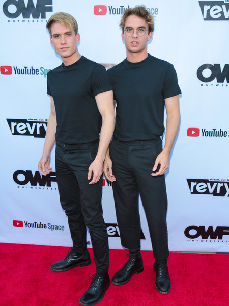 3rd Annual Out Web Fest - Opening Night At YouTube Space LA