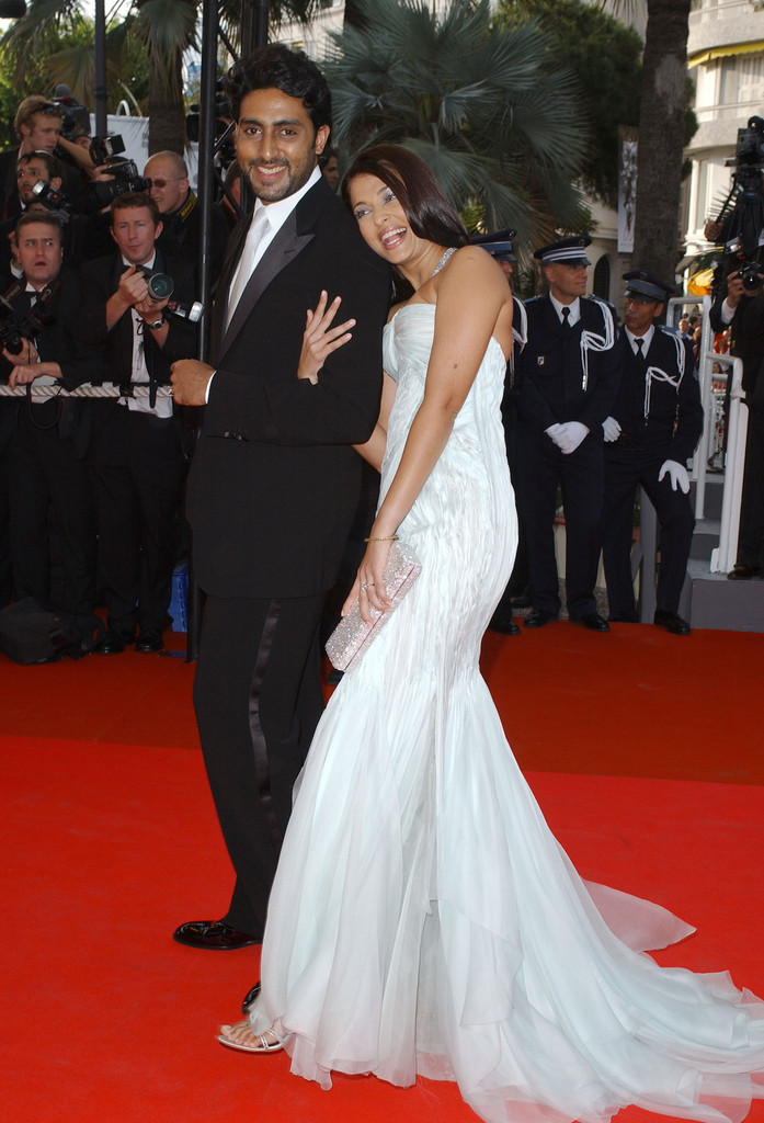Image result for aishwarya rai cannes 2007