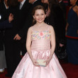 Abigail Breslin looked like the cutest cupcake on the planet.