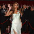 Beyonce gave her best pageant wave.