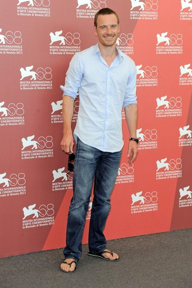 """A Dangerous Method"" photocall at the Palazzo del Cinema during the 68th Venice International Film Festival."