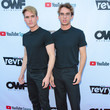 Aaron Rhodes 3rd Annual Out Web Fest - Opening Night At YouTube Space LA