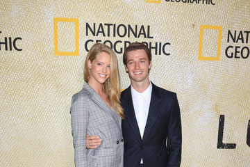 Abby Champion Premiere of National Geographic's 'The Long Road Home'