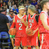 Jake Paul Photos - Jake Paul and RiceGum are seen attending Ace Family Chris Brown Basketball Charity Event at Staples Center in Los Angeles, California. - Ace Family Chris Brown Basketball Charity Event at Staples Center