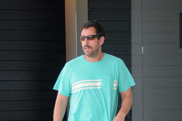 Adam Sandler Adam Sandler Goes Out With Wife Jackie