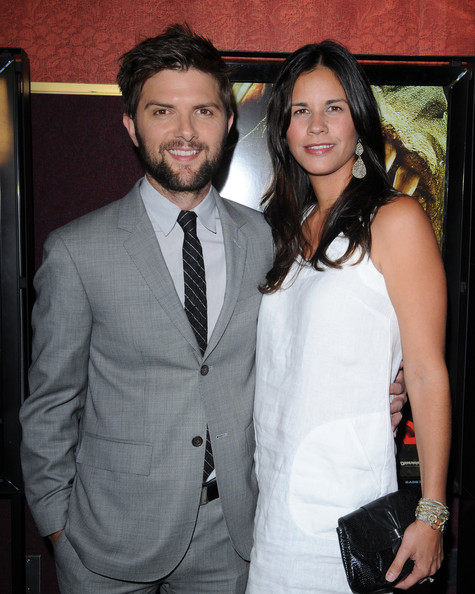 "Adam Scott and Naomi Sablan Photos Photos - ""Piranha 3D ..."