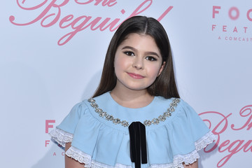 Addison Riecke Celebs Attend 'The Beguiled' Premiere