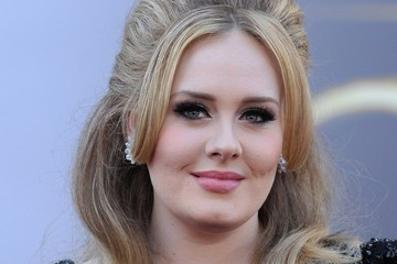 Adele Arrivals at the 85th Annual Academy Awards