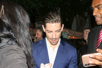 Adrian Lastra Adrian Lastra Is Seen Outside Chateau Marmont In West Hollywood