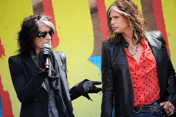 "Aerosmith Aerosmith Announces ""The Global Warming Tour"""