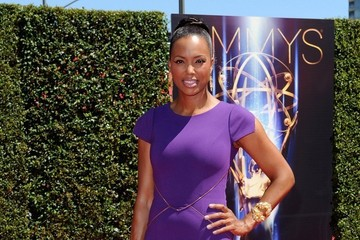 Aisha Tyler Stars at the Creative Arts Emmy Awards
