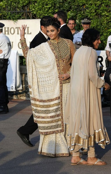 Aishwarya Rai - Arrivals at the 2012 amfAR Gala