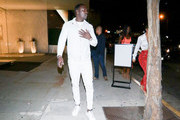Akon is seen in Los Angeles, California on May 12, 2019.