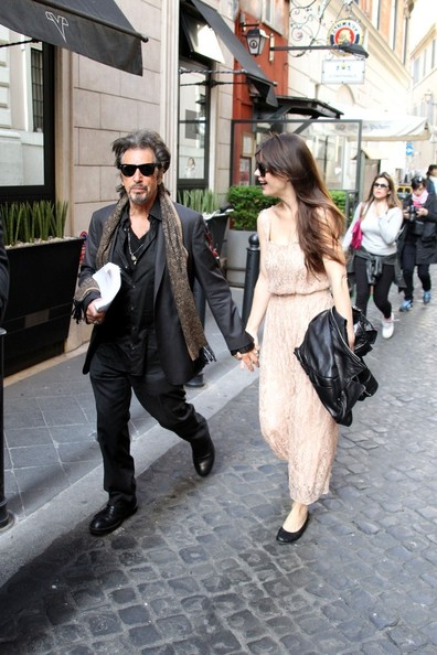 Al Pacino Out With His... Adrien Brody Married