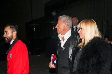 Alan Hamel Alan Hamel and Suzanne Somers Outside Red Studios in Hollywood
