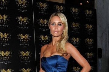 Alex Gerrard Arrivals at the Lipsy VIP Awards Ceremony — Part 2
