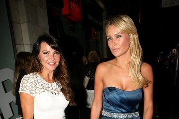 Alex Gerrard Celebs Arrive at the Lipsy Award Afterparty