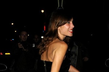 Alexa Chung Celebs Spotted at Groucho Club — Part 2