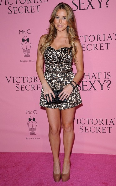Alexa Vega - Victoria's Secret 'What Is Sexy?' Photoshoot