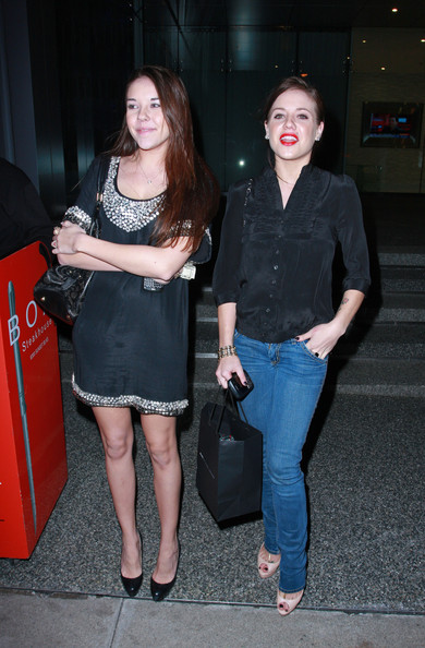 Alexis Neiers Photos P... Alexis Neiers And Tess Taylor 2014