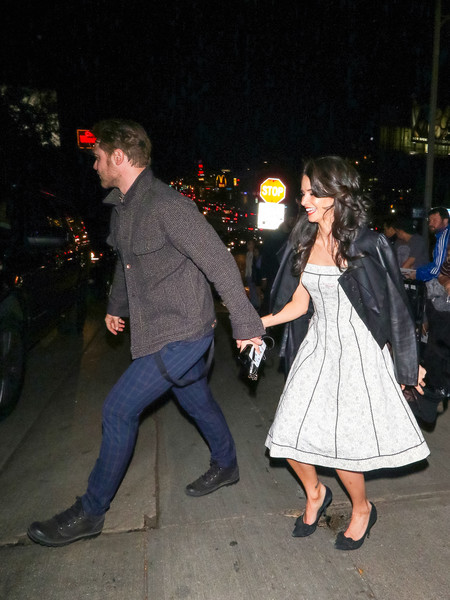 Grey Damon Is Seen Outside Entertainment Weekly's SAG Awards Party At Chateau Marmont