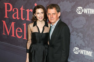 Allison Williams Guests Attend The 'Patrick Melrose' Series Premiere