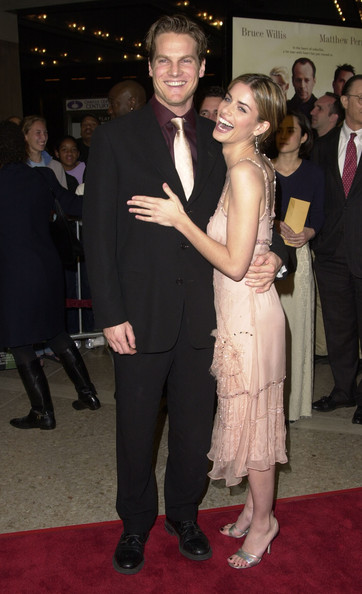 Amanda Peet marriage