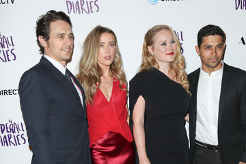 Amber Heard A24/DIRECTV's 'The Adderall Diaires' Premiere