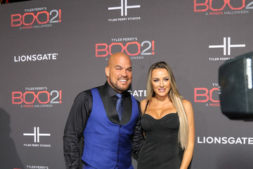 Amber Nichole Miller Premiere of Lionsgate's 'Tyler Perry's Boo 2! A Madea Halloween'