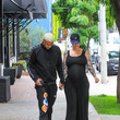 Amber Rose Amber Rose And Alexander Edwards In Beverly Hills