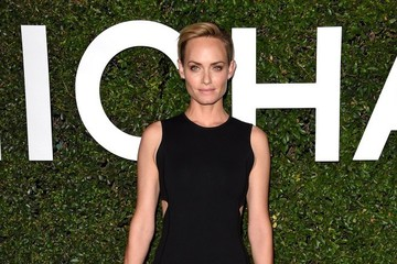 Amber Valletta Arrivals at the 'Young Hollywood' Event