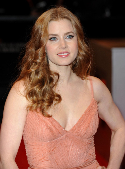 Amy Adams Red carpet arrivals for the 2011 BAFTA (British Academy of Film and Television Arts) Awards ceremony held at  Royal Opera House.