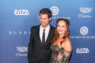 Amy Paffrath The Art Of Elysium's 12th Annual Celebration - Heaven