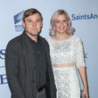 Andrea Schroder Celebrities Attend the Premiere of 'Saints and Strangers'