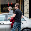 Andrew Garfield Andrew Garfield Steps Out In L.A.