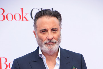 Andy Garcia Katie Aselton Attends Paramount Pictures' Premiere Of 'Book Club'